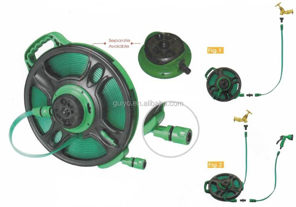 50 Ft. Flat Garden Hose Reel   Buy Hose Reel,Flat Garden Hose Reel,Hose  Product On Alibaba.com