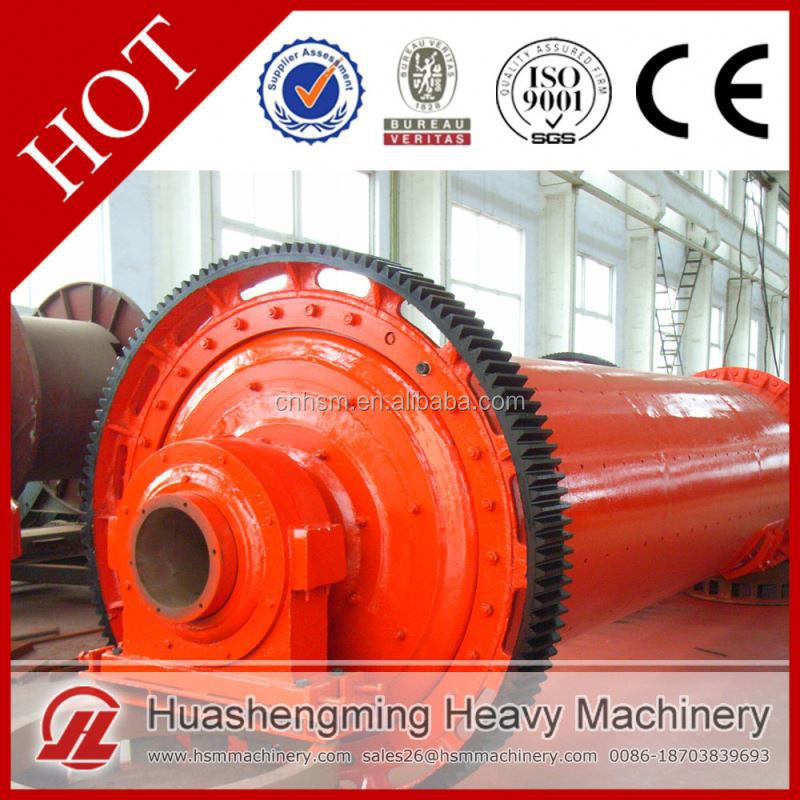 HSM CE ISO Manufacture ball mill plans