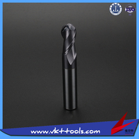 Alloy Milling Cutters Ball Nose Carbide Milling Cutters
