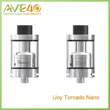 Best selling products e cigarette RDTA tank IJOY tornado nano