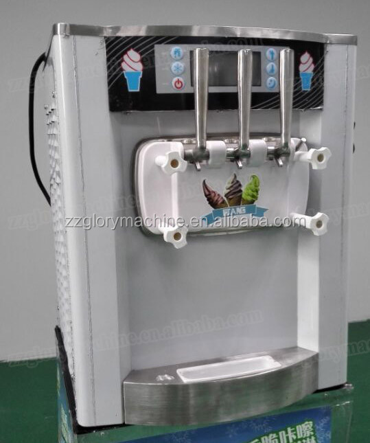 how much is a frozen yogurt machine