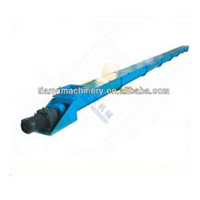 China professional industrial carbon steel heat resistant airtight auger conveyor for power plant