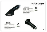 100% Brand New 1000mA Single Mini USB car charger for Apple iPhone 4/4S iPod(customized colors)
