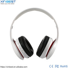 Most popular foldable sports stereo wireless noise cancelling helmet headset