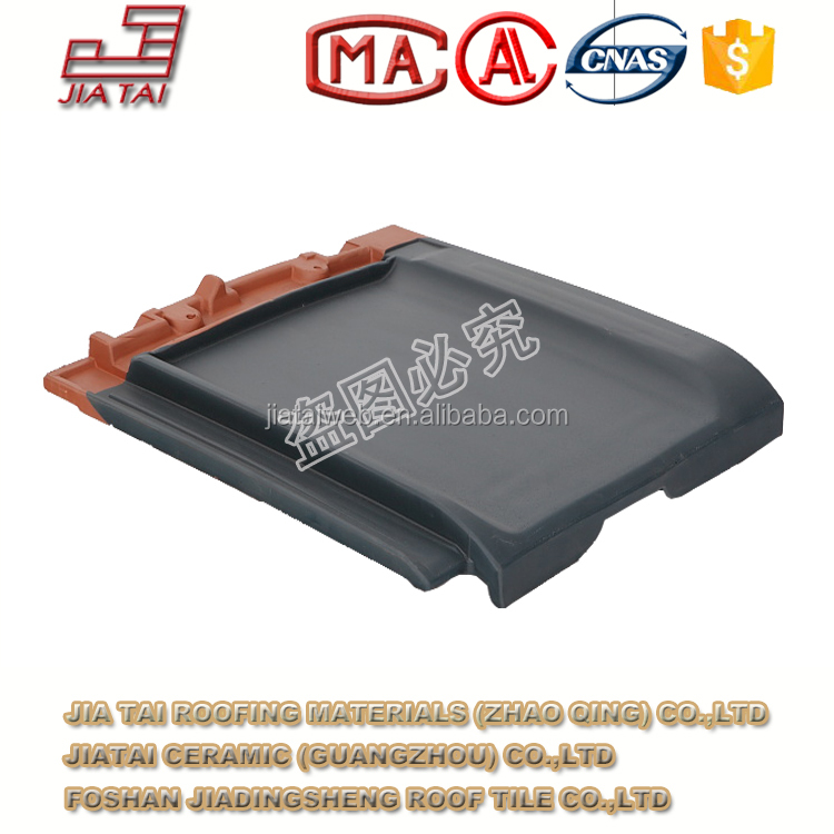FT-5B16 Flat clay roofing tiles