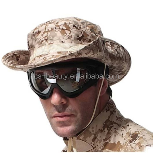 Desert digital Tactical Military Wide Brim Bucket Outdoor Camping Hunting Climbing Fishing Army camouflage Boonie Hat