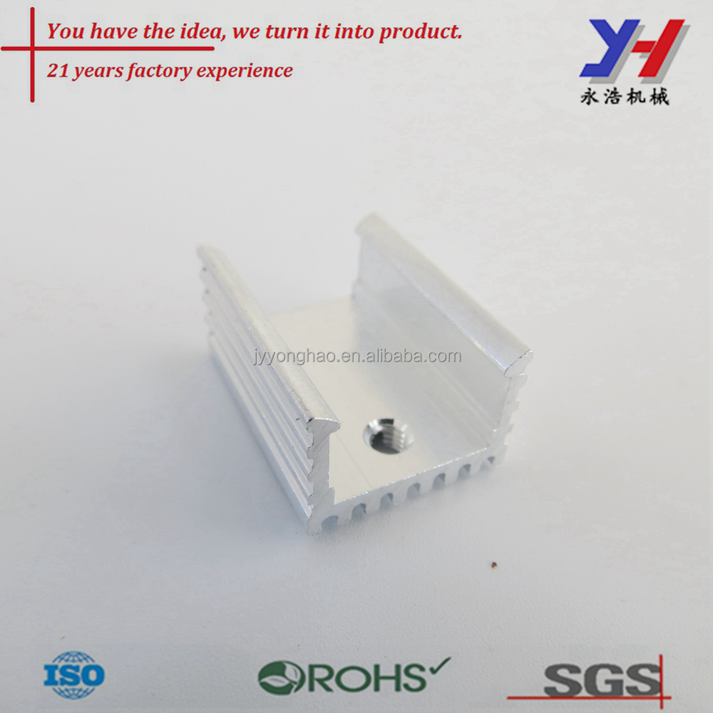 OEM ODM Various Kinds of Anodized Aluminum Extrusion Custom Electronic Enclosures