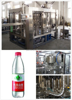 Mineral Water Filling Machine (for 0.25-2L PET Bottle)