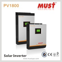 MUST Inverter Solar Power 1K-5KVA DC AC Micro Inverter with charger