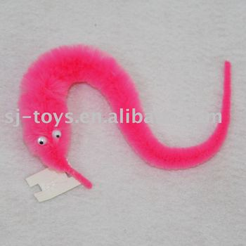 Educational magic wiggle worm toy