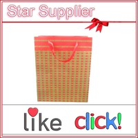 kraft paper shopping bag, China kraft paper shopping bag supplier