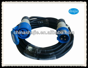 china new product from cixi SJ-B03 electrical extension cord reel with europe