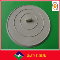 Hot Sale! heat resistant custom rubber water stopper