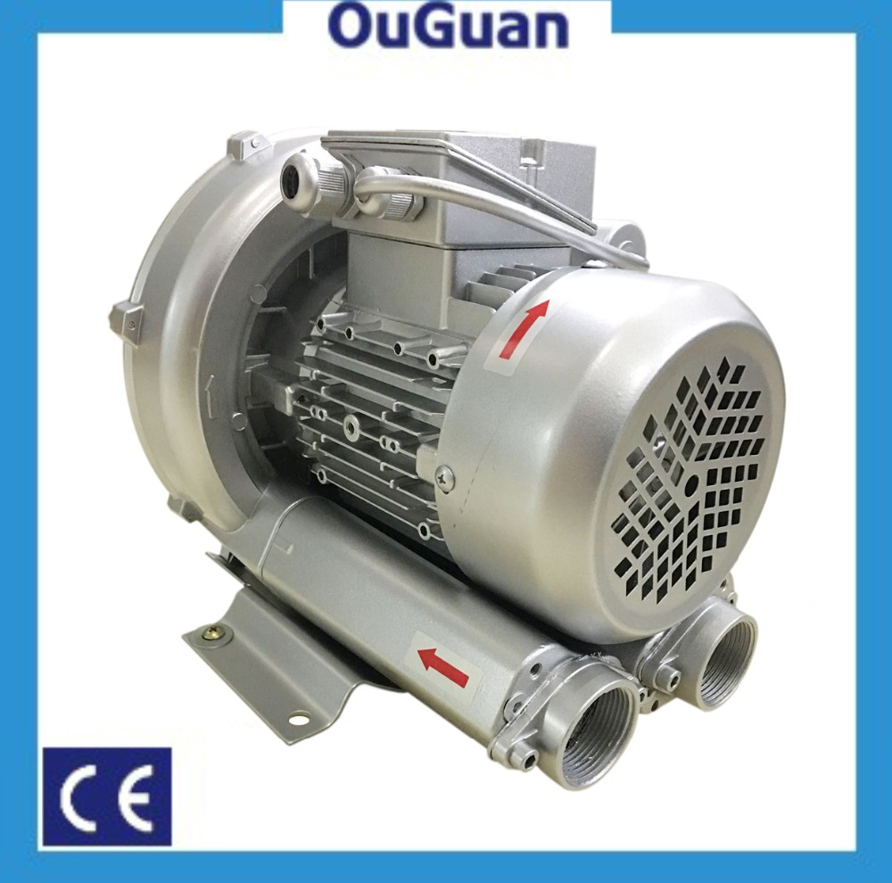 China Supplier 700W 145m3/h 220mbar Electric Blower Motors For Inflatables