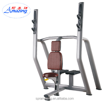 Commercial sports gym fitness equipment Vertical bench press made by Oval tube AMA-7731A Amazing Brand