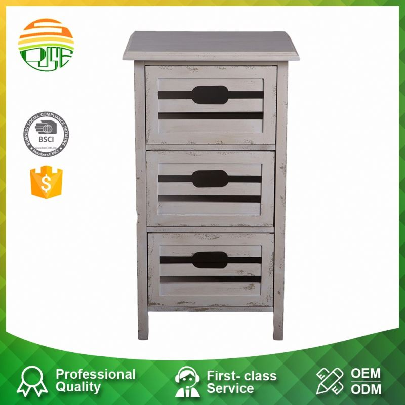 Customized Antique Wood Cabinet Made In China