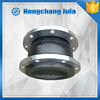 single sphere ansi class 125 flange expansion joint latex rubber stretch tube