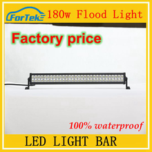 heavy duty off road truck 180W led bar light car led head light