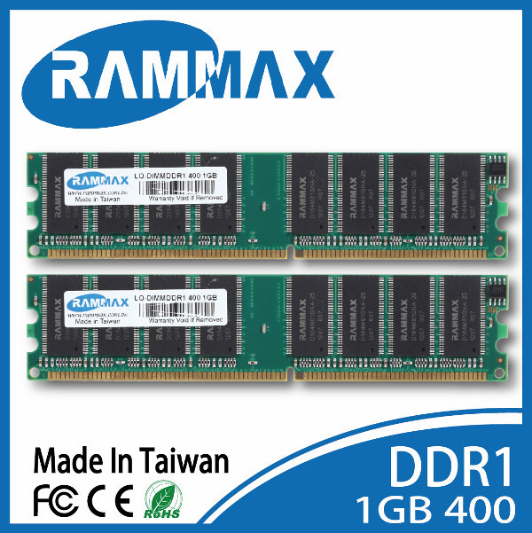 Best OEM desktop memory 1g DDR 400mhz portable external ram