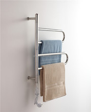 9009 Good price for Highly recommended folding portable towel warmer
