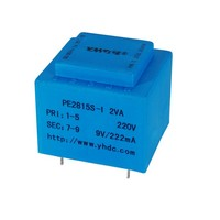Ei series encapsualted transformador 230V/power transformer