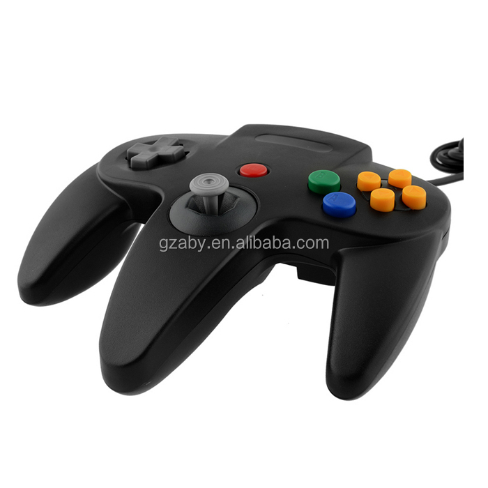 USB Game Wired Controller Joystick Gamepad Gaming For Nintendo for Gamecube for N64 64 Style PC