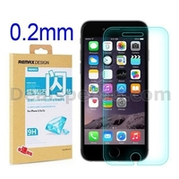 REMAX 0.2mm 9H Diamond Effect Real Tempered Glass Screen Protector For iPhone6