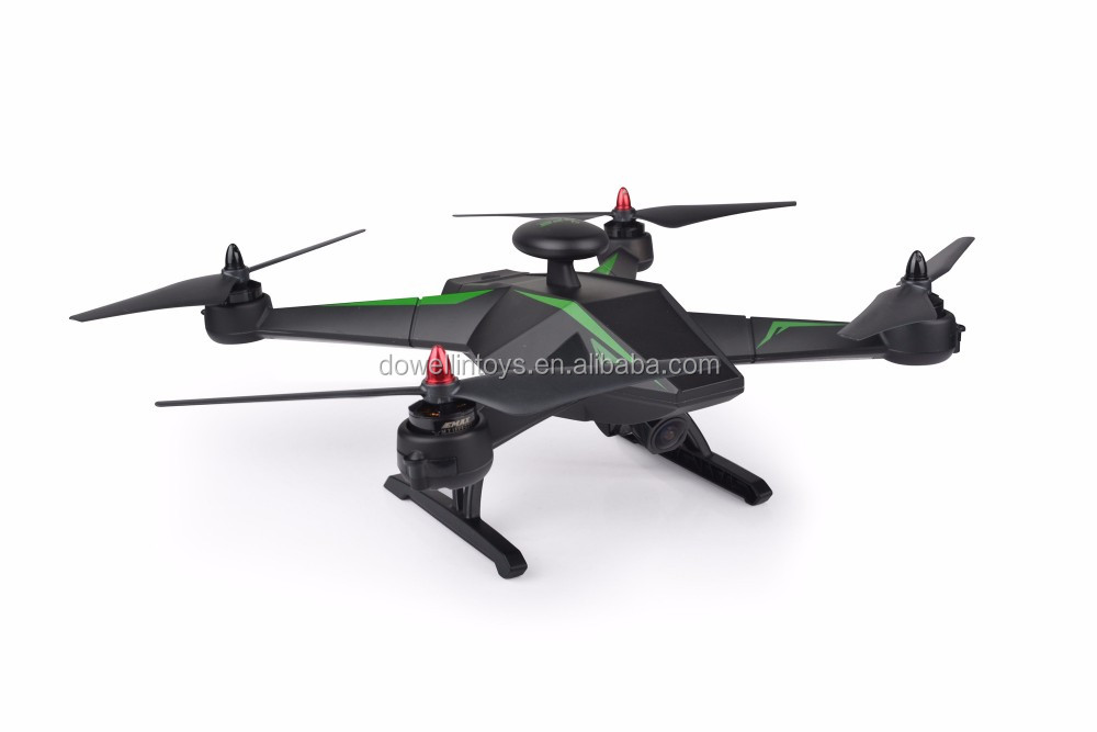 DWI Dowellin 2.4GHz RC Quadcopter Double GPS Drones With HD Camera and GPS