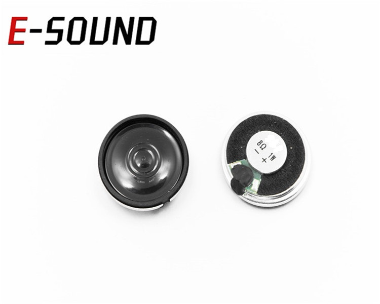 DXYD28-2A-8N  Professional manufacturer high quality 8ohm 1W diameter28MM  Mylar Speaker