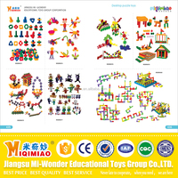 European standard 2016 Safety material plastic and wooden educational toys for kids from China