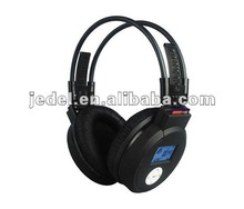 Classic style Digital USB 2.4G wireless headphone with MIC