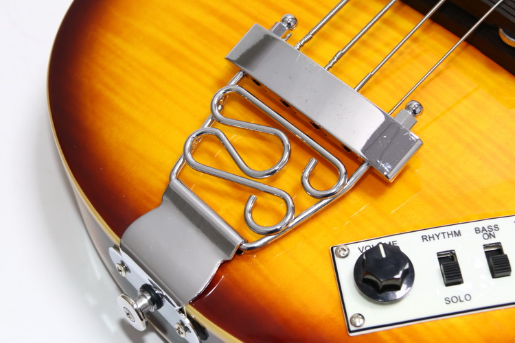 Wholesale 4 string electric violin bass guitar sale in China