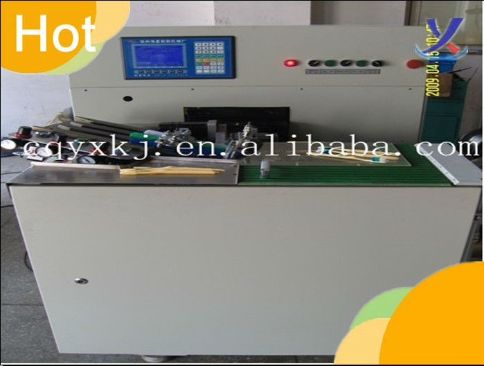 China 4 Axis CNC Tooth Brush Making Machines