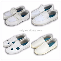 2017 New Shoes Manufacturer Antistatic Safety Cleanroom ESD Shoes