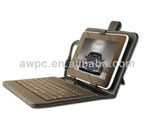 2013 high-quality leather case for 7 inch tablet pc