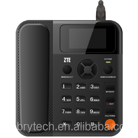 ZTE WP659 GSM fixed wireless phone with sim card SMS and voice call