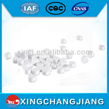 white tablet Sodium Percarbonate