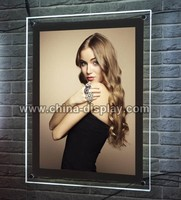 Acrylic Photo Frame LED Light Box LED Light Display