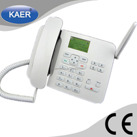 GSM fixed wireless phone with recorder functions KT1000-157
