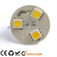 NEW Low cost 3 SMD5050 AC/DC10-25V G4 light
