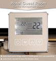 Wall Mounted Room Thermostat Wireless For Hotel Projects