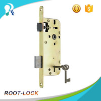 CX9050K High quality magnetic cam screws door lock body