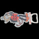 High quality cheap price anchor bottle opener cartoon souvenir hardware bottle opener