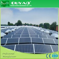 Factory supply 10000 watt solar power system/10kw off-grid solar power system with cheap price