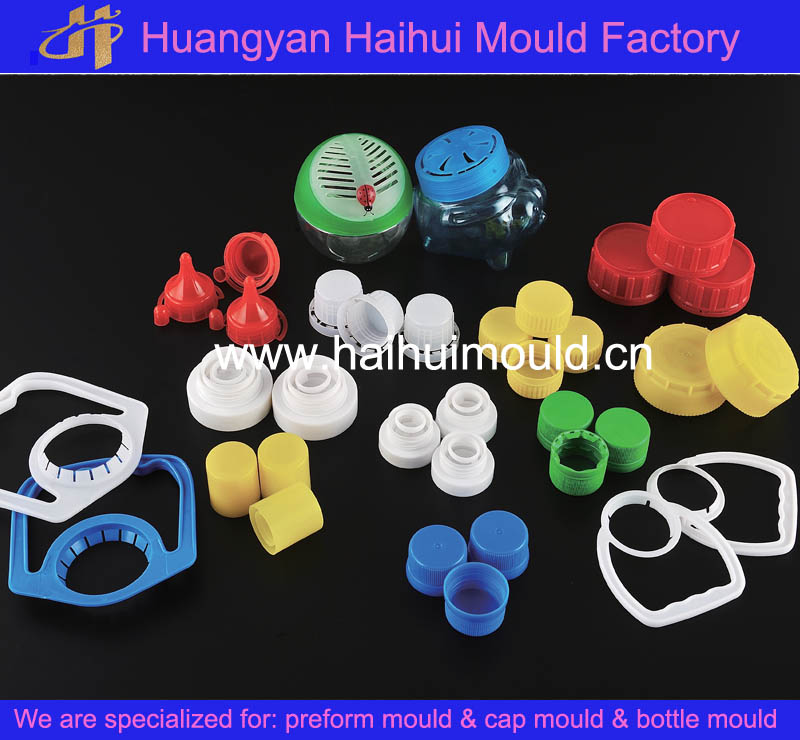 popular nice cap injection mould flip top cap mold