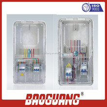 ABS electric meter box