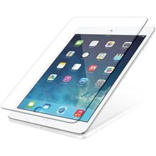 High quality transparent sensitive touch oleophobic tempered glass screen protector film for ipad air