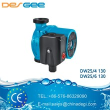 DW25/6 130 inlet/outlet inlet/outlet 1.5 inch Floor Heating Hot Water Circulation Pump
