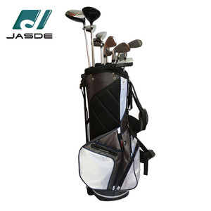 Superior complete mens full golf club set