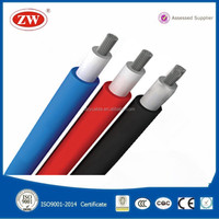 TUV Approved UV Resistance 4mm2 Solar Cable